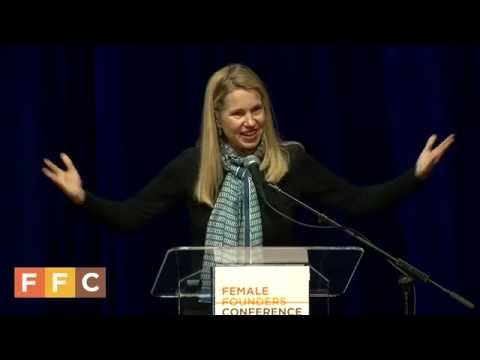 Jessica Livingston Speaks At Female Founders Conference 2015