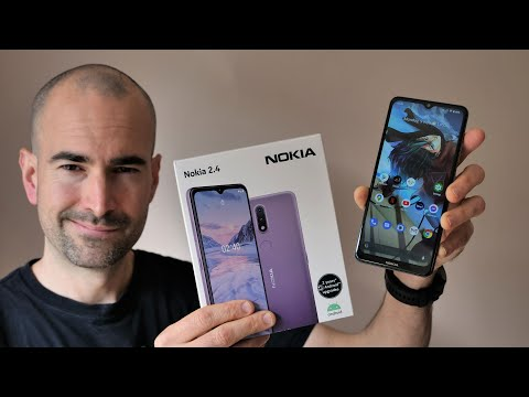 Nokia 2.4 Unboxing | £99 Budget Phone | Full Tour, Gaming & Camera Test