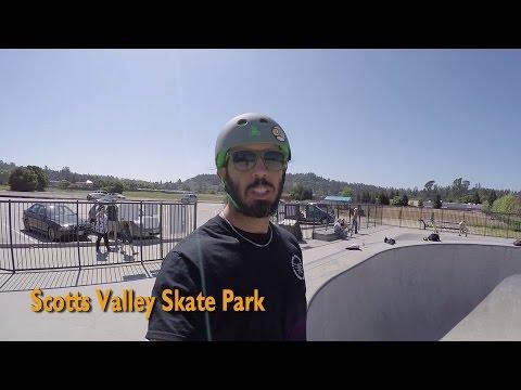 #DreamTrips - California Skateparks / 04 Scotts Valley Skate Park