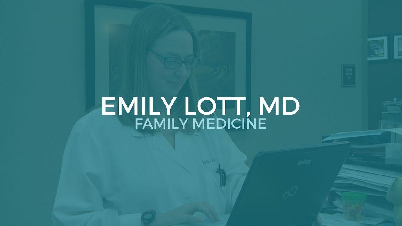 Emily J  Lott, MD