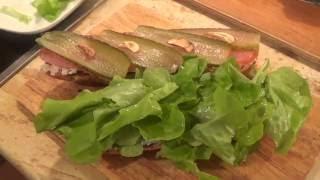 Экстрасоленый гриль-сэндвич