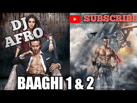 Download DJ AFRO KIHINDI MOVIE (BAAGHI 1&2)⏫