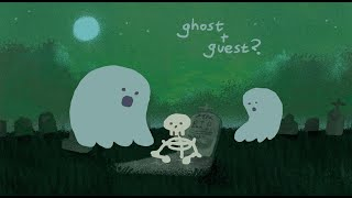 ghost + guest 👻🎶