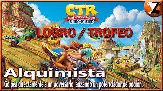 Crash Team Racing Nitro-Fueled: Logro / Trofeo Alquimista (Alchemist)
