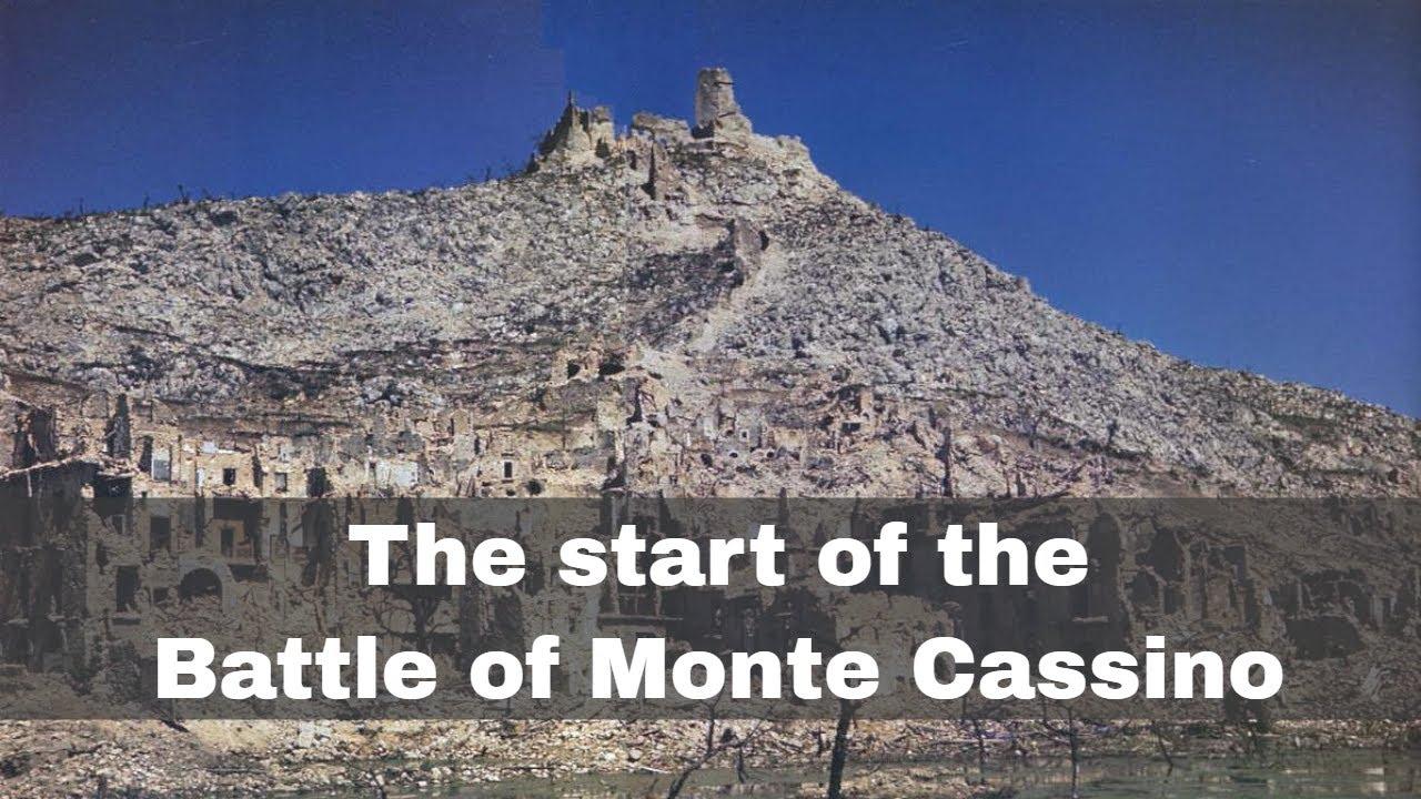 Monte Cassino ww2