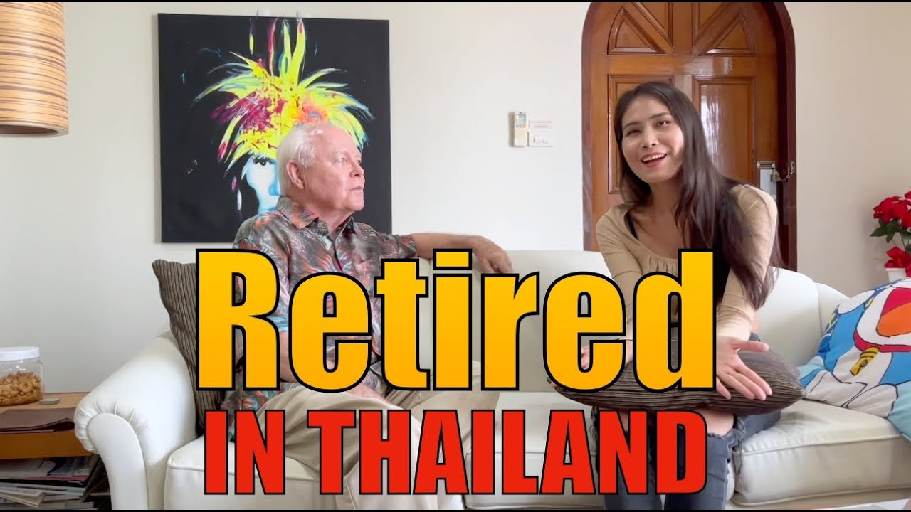 Download Interview RETIRED in THAILAND - Real Stories. Real Experiences! | Baan Smile 2021