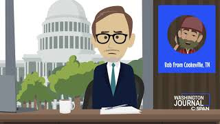Animated No Agenda - C-SPAN Has a Hit in the Making!