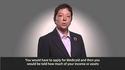 Medicaid for Seniors and Persons with Disabilities (SPD)