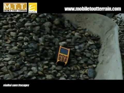 MTT Extrem : Le Mobile Tout Terrain Avec écran Tactile