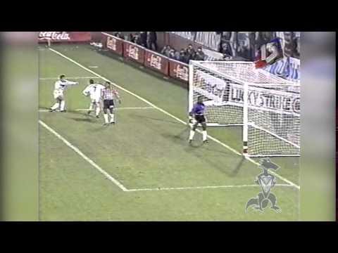 GOL (1) | Velez 2 (5) Vs Junior 1 (4) | Libertadores 94 | BASSEDAS