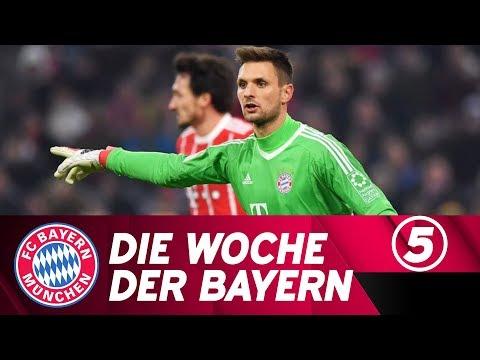 Die Woche der Bayern: Ulreich verlängert, Traumtore im Training & Vorfreude auf CL  | Ausgabe 5