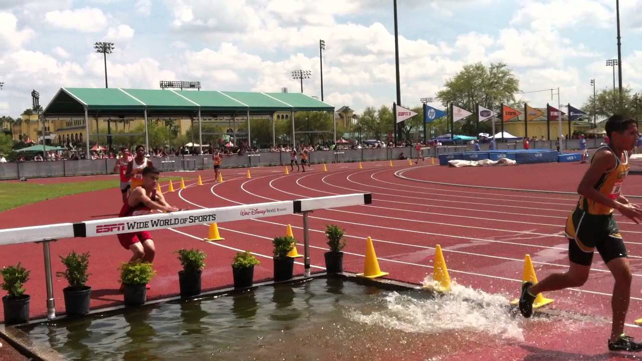 High School Steeplechase Youtube