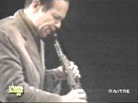 Steve Lacy Soprano Sax Solo - Wasted - Paris 1982