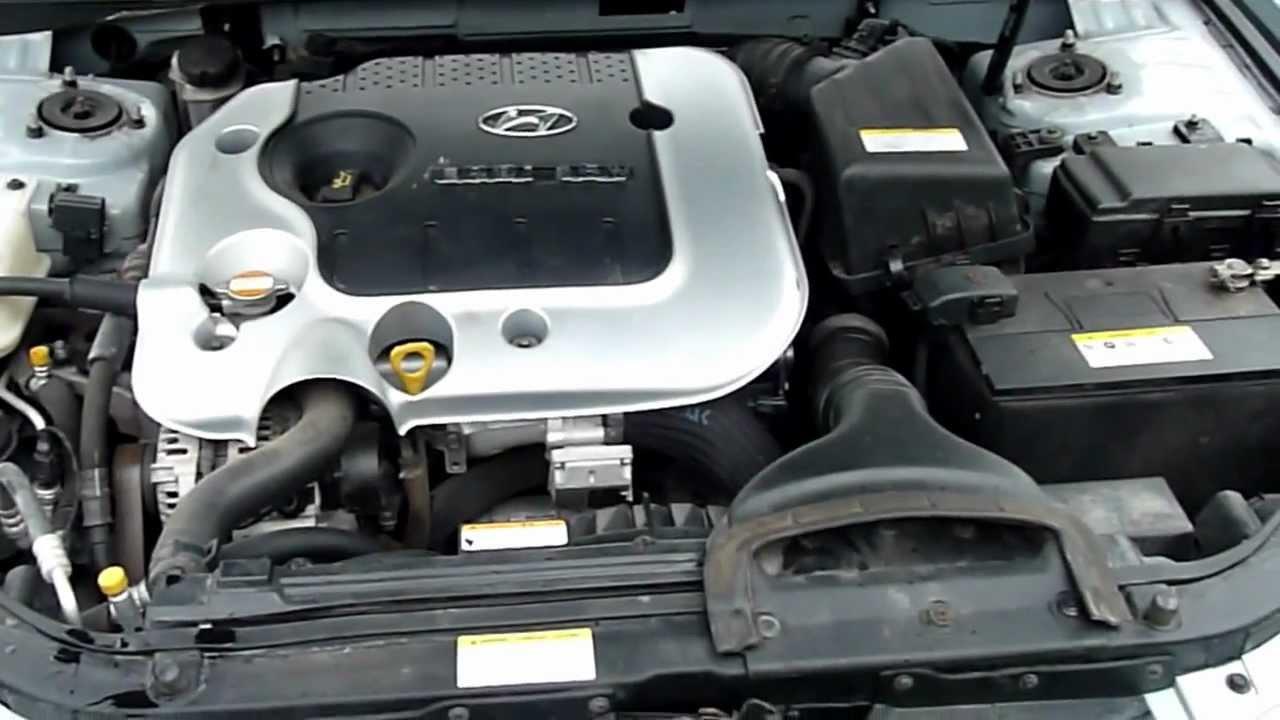 Ford 3 0 V6 Engine Diagram Egr Hyundai Sonata 2006 2 0 Crdi 140 Hp Youtube