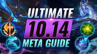 HUGE META CHANGES: BEST NEW Builds & Trends For EVERY ROLE - League of Legends Patch 10.14