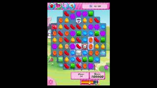 Candy Crush Saga Level 284 Walkthrough