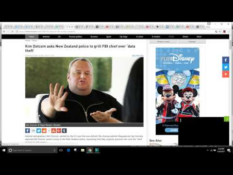 UPDATE: Kim DotCom, Hannity, and Seth Rich