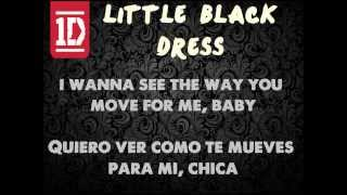 Little Black Dress-One Direction [Subtitulado en español+Lyrics] |HD|