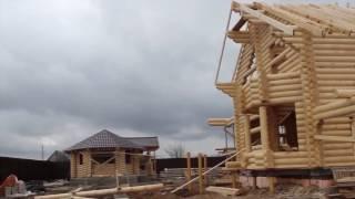Строительство дома из бревна Нижний Новгород(, 2017-03-05T10:18:21.000Z)