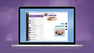 Introducing: Viber Desktop