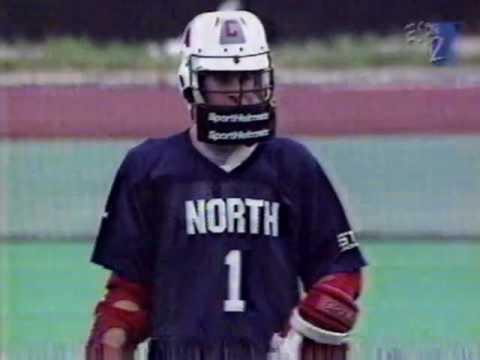 1994 North South High School Lacrosse Game NILA