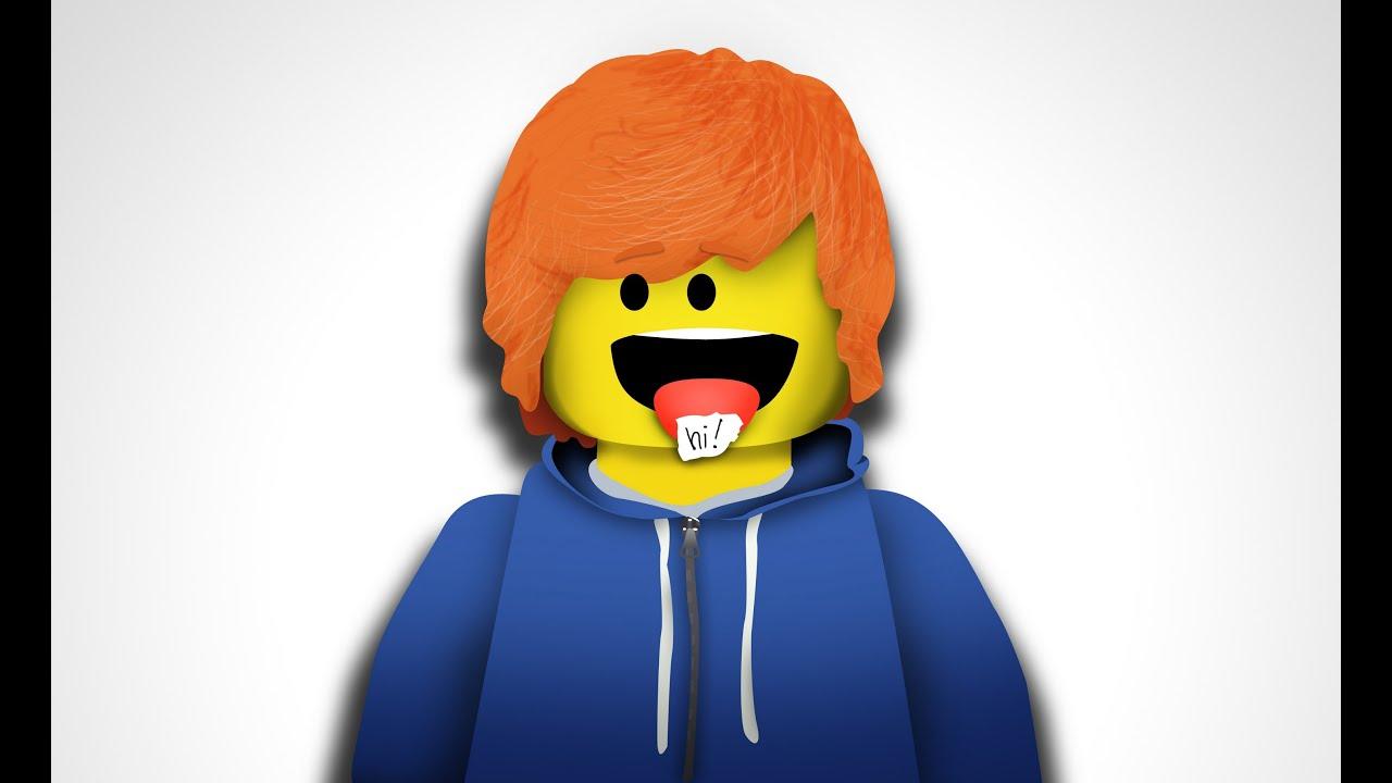 "Download ED SHEERAN - ""LEGO HOUSE (LEGO VERSION)"""