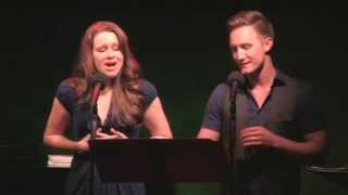 Hollis Scarborough and Nathan Johnson perform songs loosely inspired by