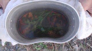 【自然を食べよう!】バッタとエスカルゴのスープ編 2/2 広東住血線虫 検索動画 24