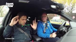 Audi RS Q3 Большой тест драйв видеоверсия Big Test Drive