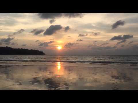 Apus pe Bangtao Beach