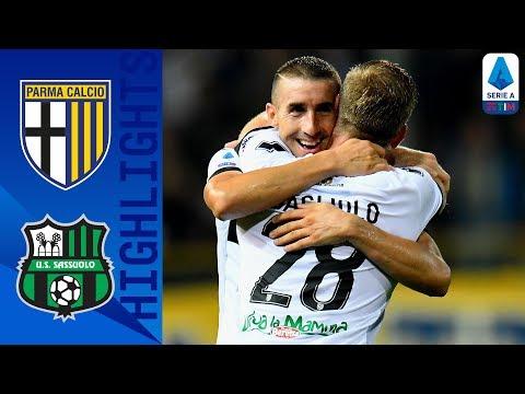 Parma 1-0 Sassuolo | Bourabia scores unfortunate own goal against Parma! | Serie A