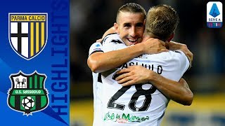 Parma 1-0 Sassuolo | Bourabia scores unfortunate own goal against Parma! | Serie A