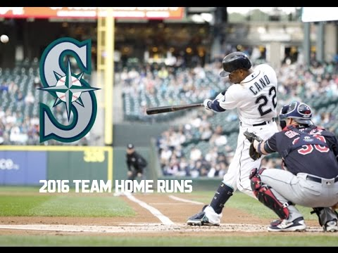 Seattle Mariners | 2016 Home Runs (223)