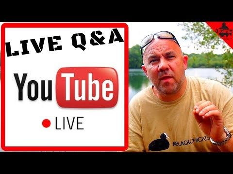 🔴  CARP FISHING TIPS AND TECHNIQUES LIVE SATURDAY NIGHT Q&A  😀