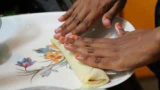 Homemade Chicken Spring Roll Recipe