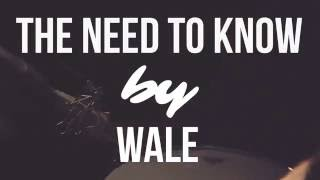 wale the need to know featuring sza drum cover
