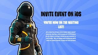 HOW TO GET FORTNITE MOBILE EMAIL! DOWNLOAD FORTNITE ON MOBILE TUTORIAL!
