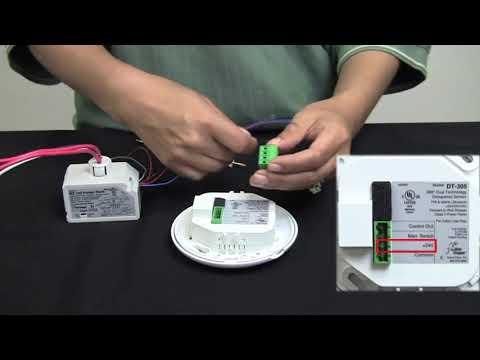 Wattstopper Pw Wiring Diagram on
