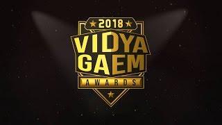 2018 Vidya Gaem Awards