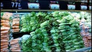 Еще один магазин здорового  питания Sprouts Farmers Market. // California 36.