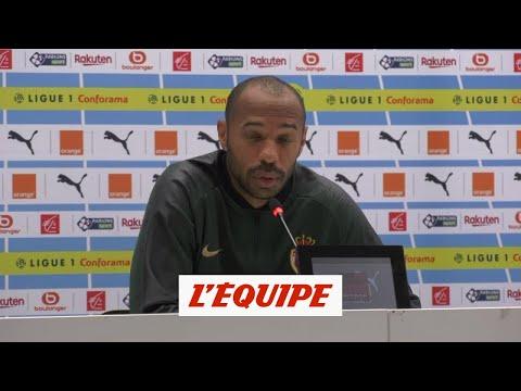 Foot - L1 - Monaco : Henry «Ça ressemble de plus en plus à une équipe»