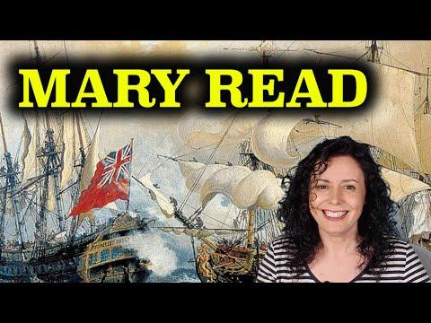 MARY READ |