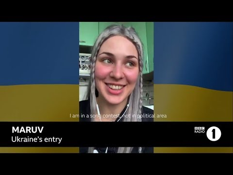 Иностранцы об неучастии Maruv в конкурсе Евровидение-2019