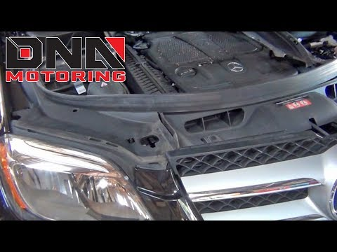 How to Install 09-15 Mercedes GLK Headlights