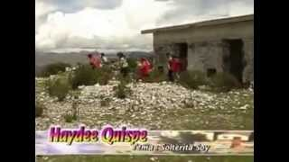 HAYDEE QUISPE (solterita soy) chuta-chuta