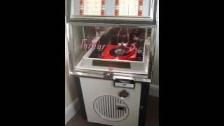Bal Ami Junior - 1956 Jukebox Fully Restored & For Sale