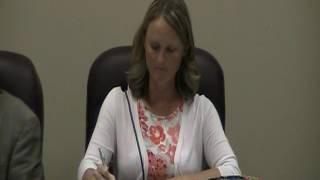 Manchester TN Board Of Mayor & Alderman Meeting 06-21-2016