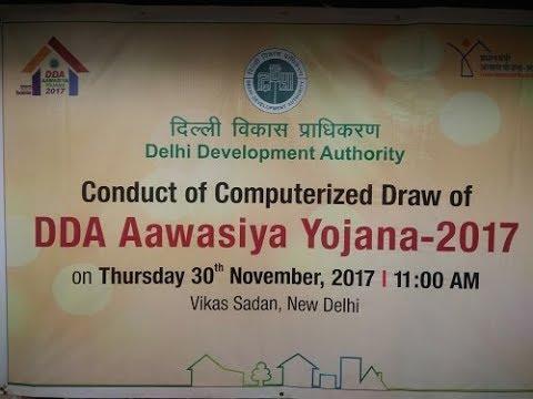 Draw of DDA Housing Scheme 2017