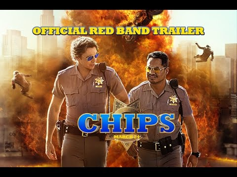 Thumbnail: CHIPS - OFFICIAL RED BAND TRAILER [HD]
