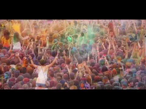 Holi Festival dell'Oriente